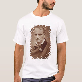 Charles Baudelaire (1821-67), French poet, portrai T-Shirt