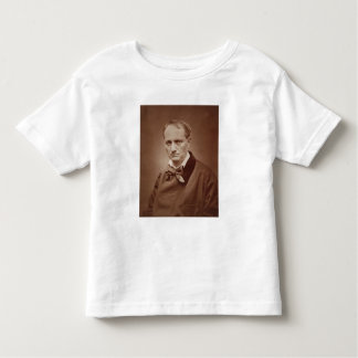 Charles Baudelaire (1821-67), French poet, portrai Toddler T-shirt