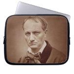 Charles Baudelaire (1821-67), poeta francés, portr Manga Computadora