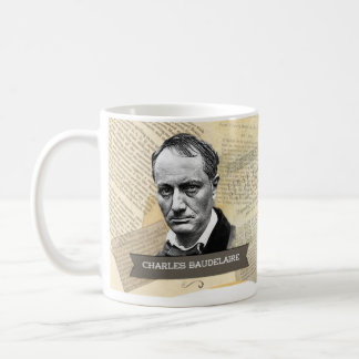 Charles Baudelaire Historical Mug