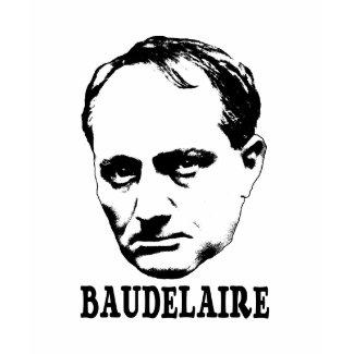 Charles Baudelaire shirt