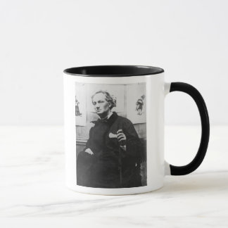Charles Baudelaire  with Engravings, c.1863 Mug