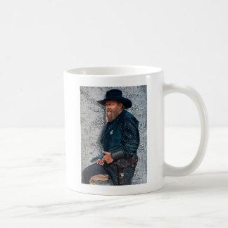 "CHARLES BOLIN - ""QUICK-DRAW ARTIST"" COFFEE MUG"