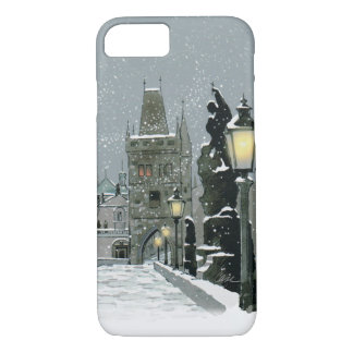 Charles Bridge iPhone 7 Barely There Case