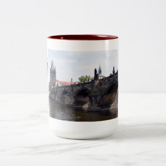Charles Bridge, Prague mug