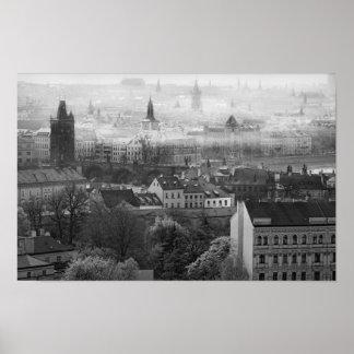 Charles Brigde, Praga Posters