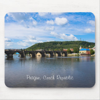 Charles Brige Mouse Pad