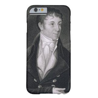 Charles Brockden Brown (1771-1810) grabado por Joh Funda Para iPhone 6 Barely There