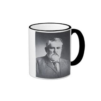 Charles buenas noches (foto de b/w) tazas de café