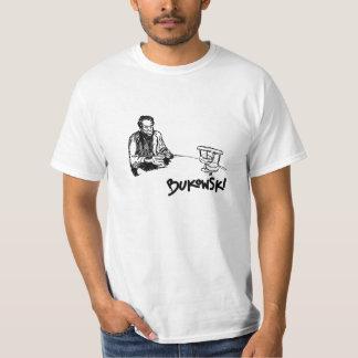 Charles Bukowski Sketch T-Shirt