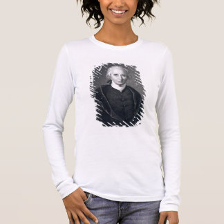 Charles Carroll of Carrollton, engraved by Asher B Long Sleeve T-Shirt