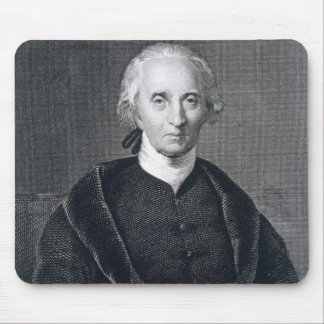 Charles Carroll of Carrollton, engraved by Asher B Mouse Pad