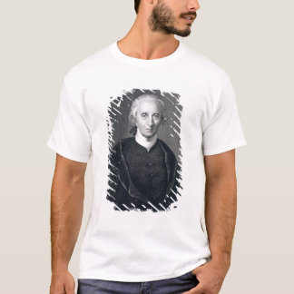 Charles Carroll of Carrollton, engraved by Asher B T-Shirt
