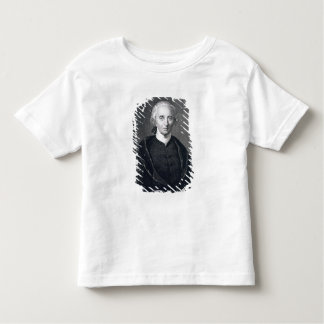 Charles Carroll of Carrollton, engraved by Asher B Toddler T-shirt
