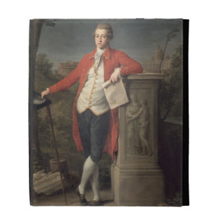 Charles Cecil Roberts, 1778 (oil on canvas) iPad Folio Covers