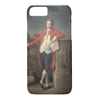 Charles Cecil Roberts, 1778 (oil on canvas) iPhone 8/7 Case
