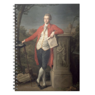 Charles Cecil Roberts, 1778 (oil on canvas) Notebook