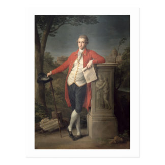 Charles Cecil Roberts, 1778 (oil on canvas) Postcard