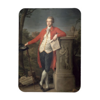 Charles Cecil Roberts, 1778 (oil on canvas) Rectangular Photo Magnet