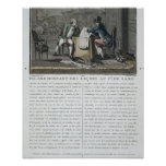 Charles, Chevalier de Folard (1699-1751) instructs Poster