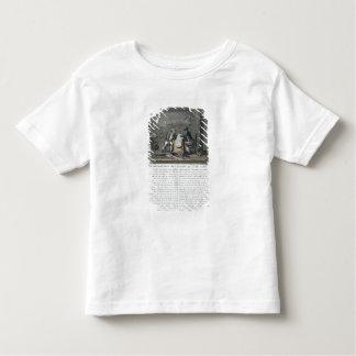 Charles, Chevalier de Folard (1699-1751) instructs Toddler T-shirt