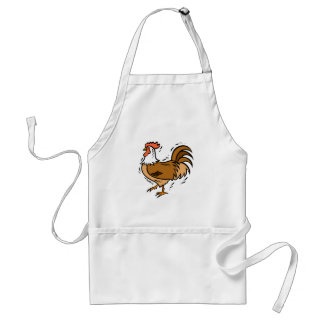 Charles Chicken Adult Apron
