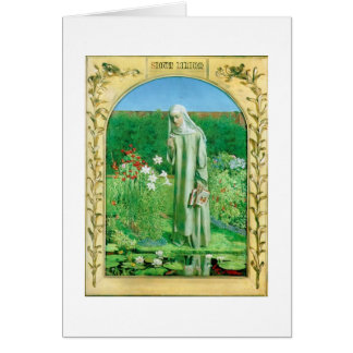 Charles Collins, Convent Thoughts Card