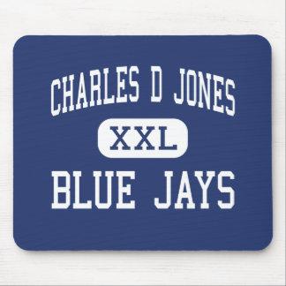 Charles D Jones - Blue Jays - Baldwin Park Mouse Pad