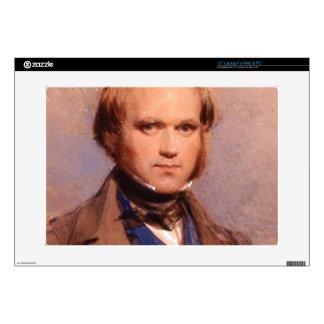 """Charles Darwin 15"""" Laptop Decal"""