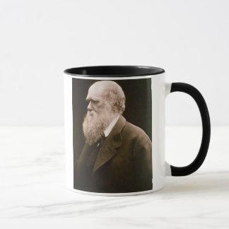 Charles Darwin (1809-82) (foto) Taza