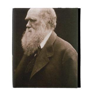 Charles Darwin (1809-82) (photo) iPad Case