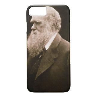Charles Darwin (1809-82) (photo) iPhone 7 Case