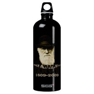 Charles Darwin Bicentennial Aluminum Water Bottle