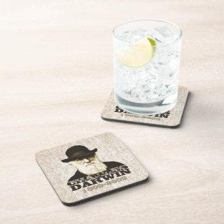Charles Darwin Bicentennial Drink Coasters