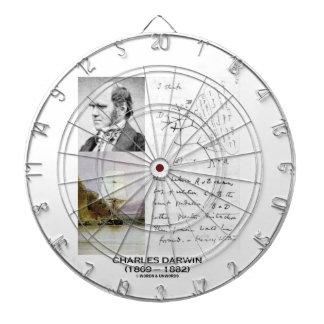 Charles Darwin (Darwin HMS Beagle Phylogenetics) Dartboard