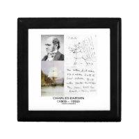 Charles Darwin (Darwin HMS Beagle Phylogenetics) Gift Box