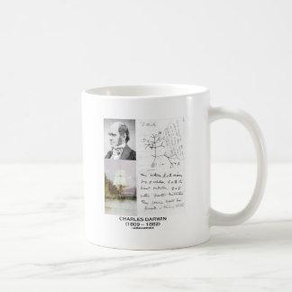 Charles Darwin (Darwin HMS Beagle Phylogenetics) Coffee Mug