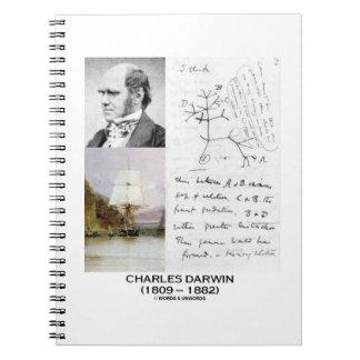 Charles Darwin (Darwin HMS Beagle Phylogenetics) Note Book