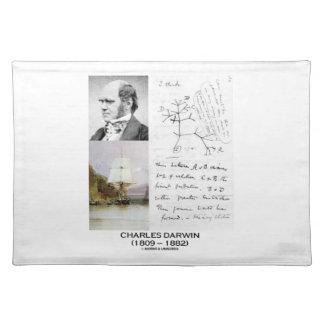 Charles Darwin (Darwin HMS Beagle Phylogenetics) Placemat