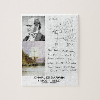 Charles Darwin (Darwin HMS Beagle Phylogenetics) Puzzles