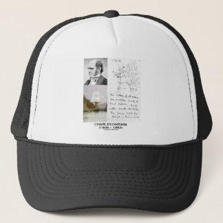 Charles Darwin (Darwin HMS Beagle Phylogenetics) Trucker Hat