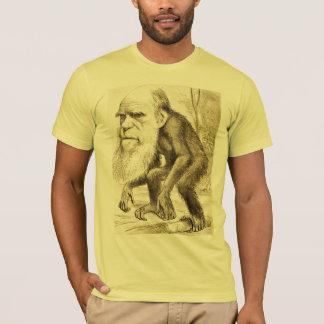 Charles Darwin De-Evolution T-Shirt