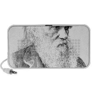 Charles Darwin, el origen de la especie 1872 iPhone Altavoz