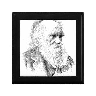 Charles Darwin el origen de la especie 1872 Caja De Recuerdo