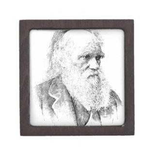 Charles Darwin el origen de la especie 1872 Caja De Joyas De Calidad
