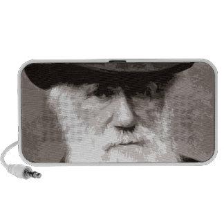 Charles Darwin en 1880, como viejo caballero Altavoz De Viajar