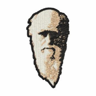 Charles Darwin Fleece Hoodie