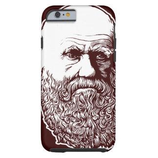 Charles Darwin Funda Resistente iPhone 6