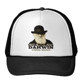 Charles Darwin Trucker Hat