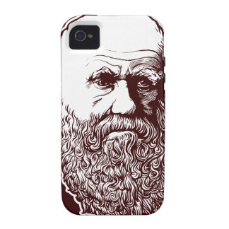 Charles Darwin iPhone 4/4S Cover
